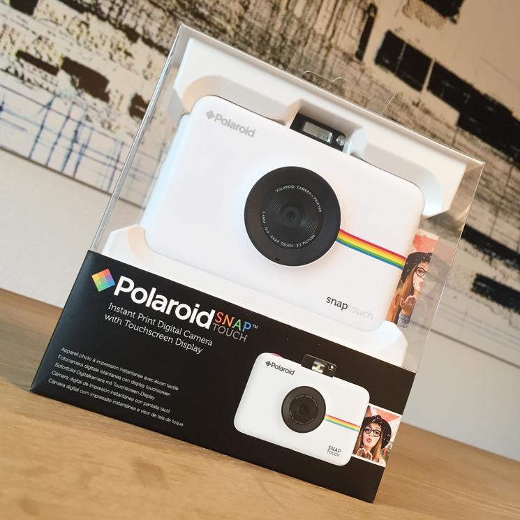Polaroid Snap Touch Schmackofatzode