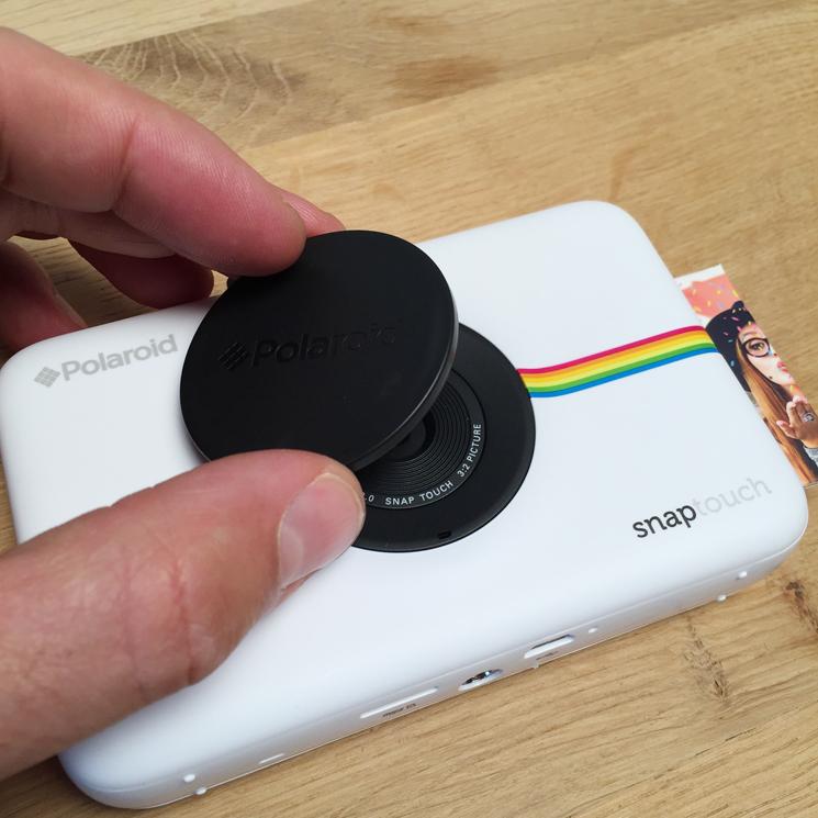 Polaroid Snap Touch – Stephan Alexander Rauh