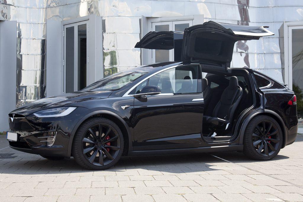 Tesla Model X P100d Schmackofatzo De