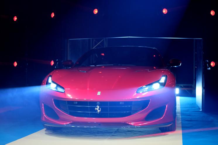 Ferrari Portofino Schmackofatzo De